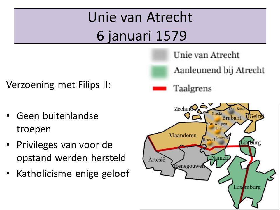 Unie van Atrecht 6 januari 1579