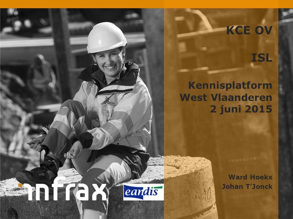 KCE OV ISL Kennisplatform West Vlaanderen 2 juni 2015