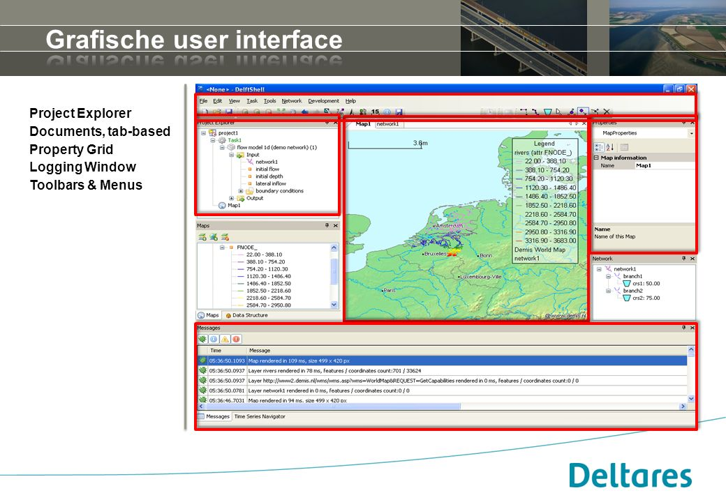 Grafische user interface