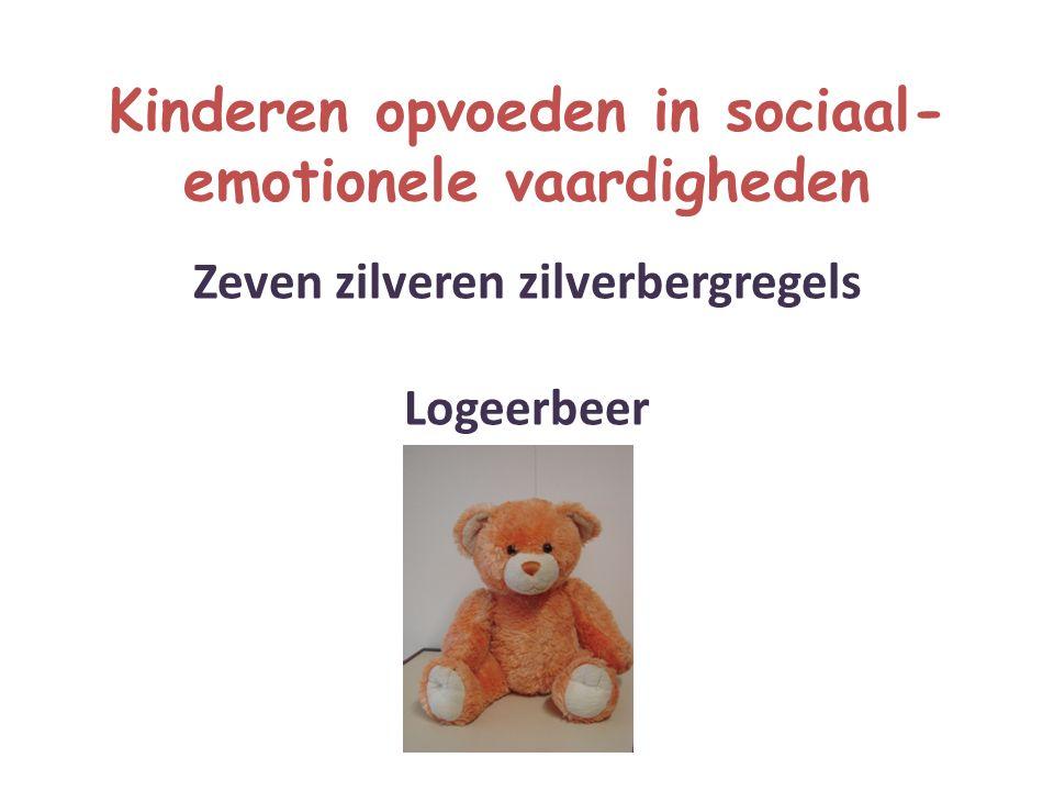 Kinderen opvoeden in sociaal-emotionele vaardigheden
