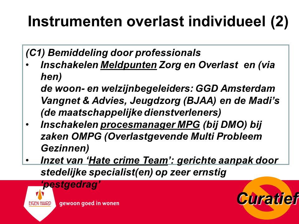 Instrumenten overlast individueel (2)