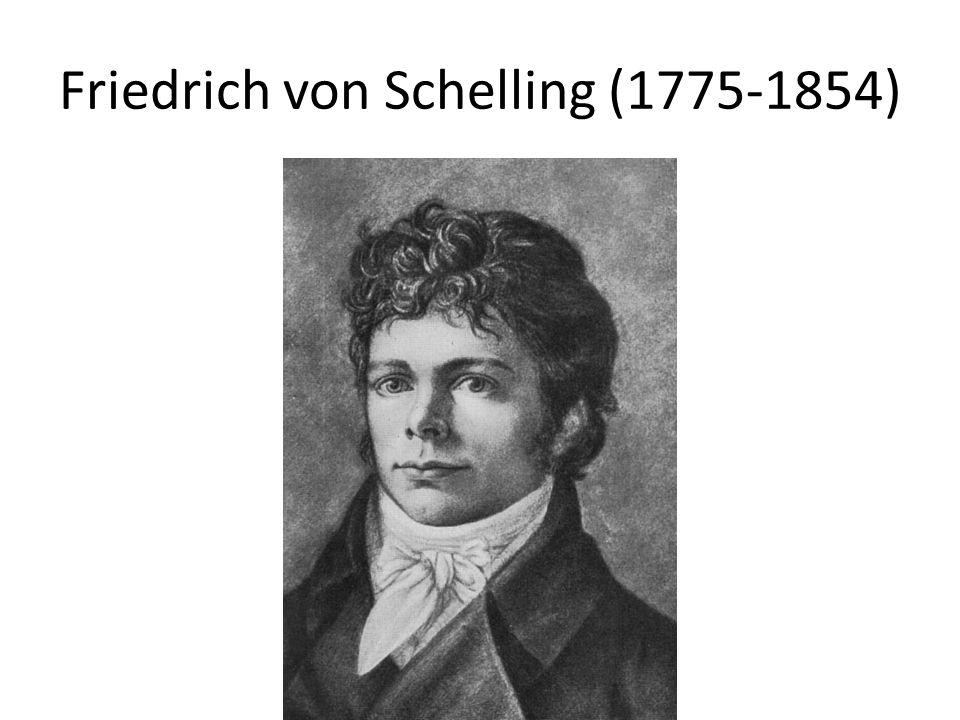 Friedrich von Schelling (1775-1854)