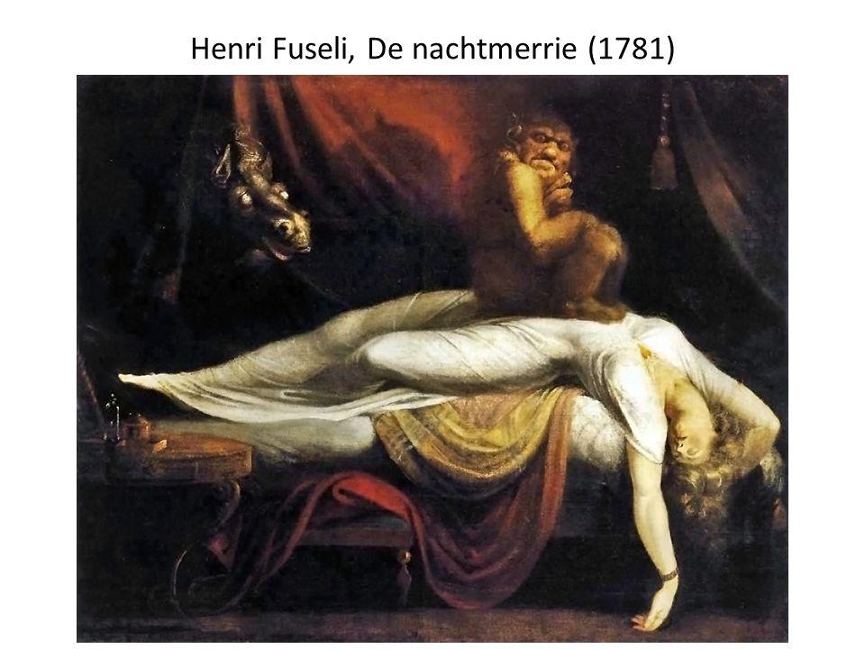 Henri Fuseli, De nachtmerrie (1781)