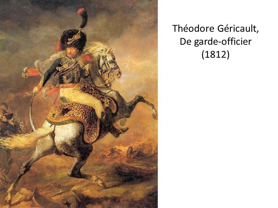 Théodore Géricault, De garde-officier (1812)