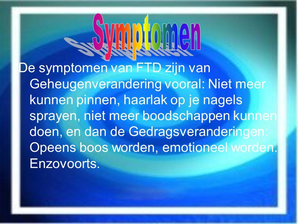 Symptomen
