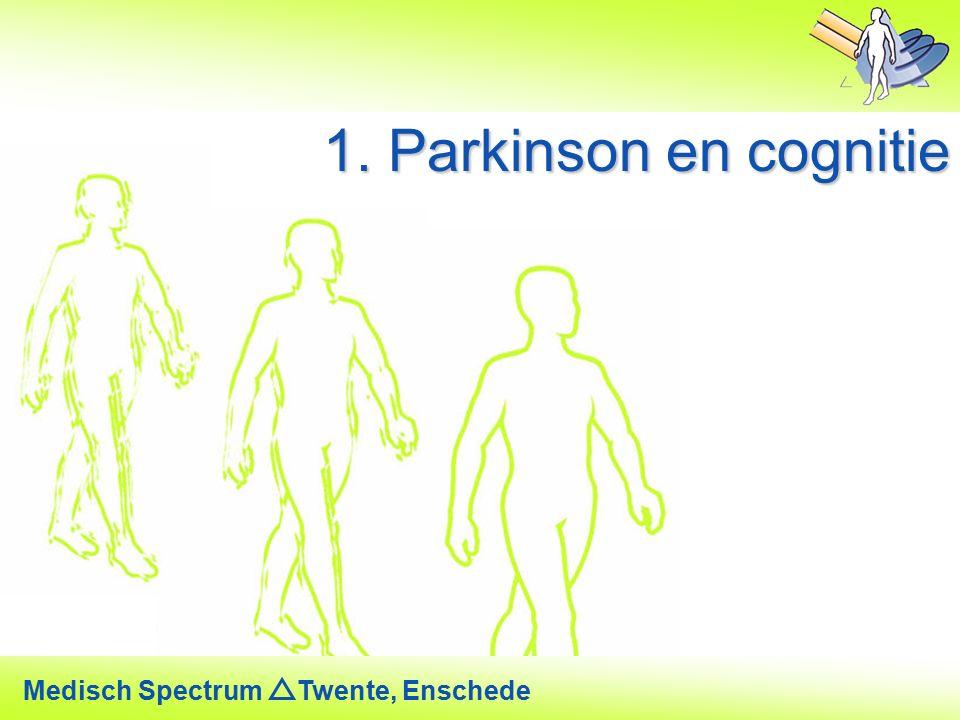 1. Parkinson en cognitie