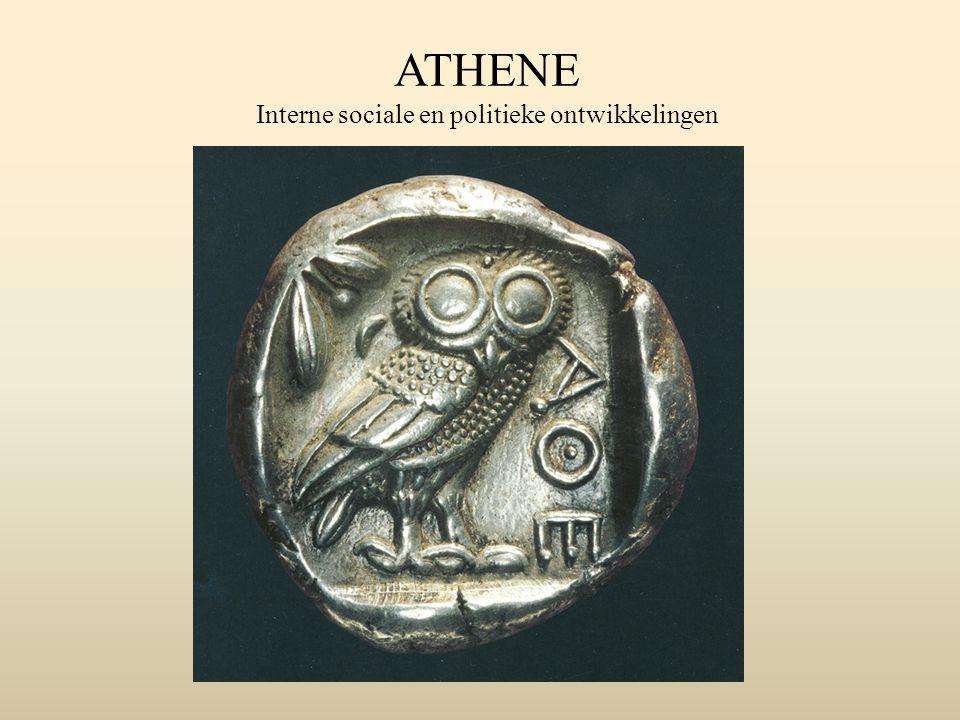 Interne sociale en politieke ontwikkelingen