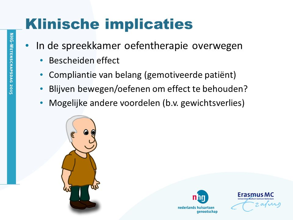 Klinische implicaties