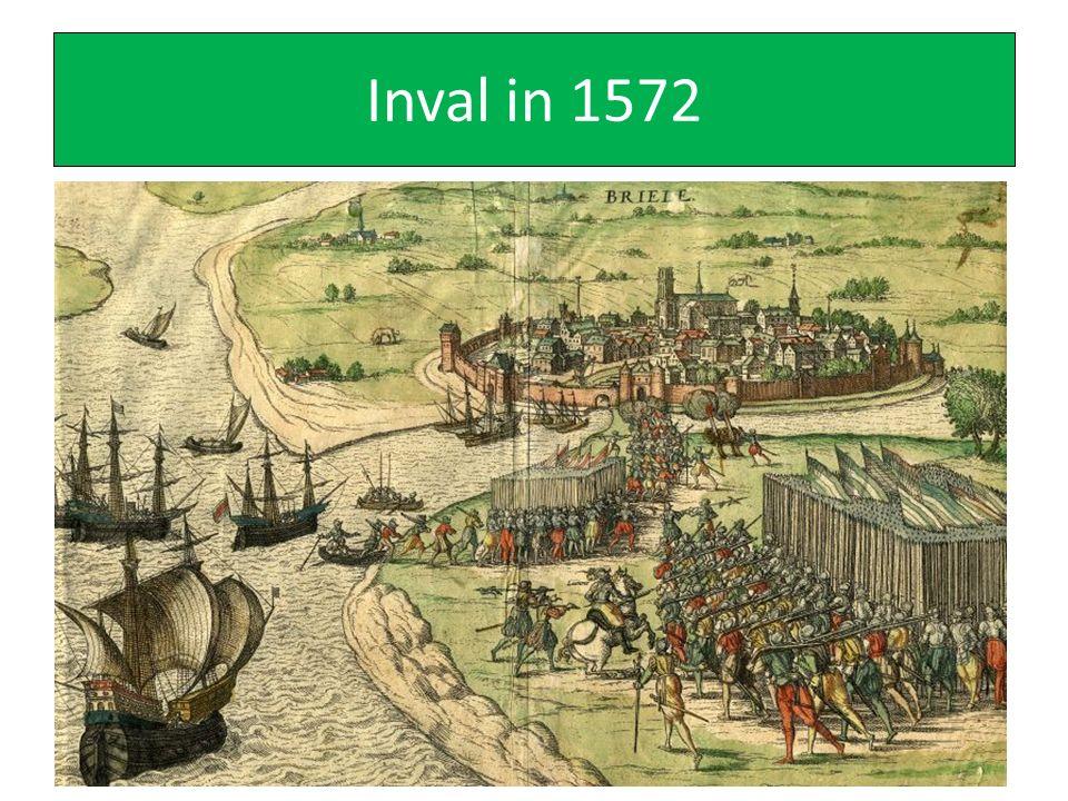 Inval in 1572