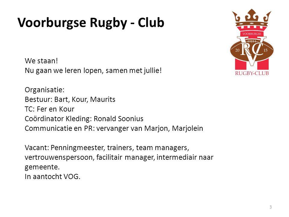 Voorburgse Rugby - Club
