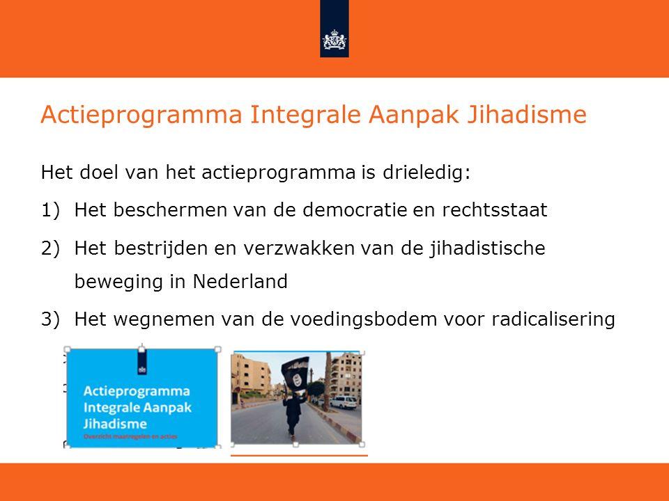 Actieprogramma Integrale Aanpak Jihadisme