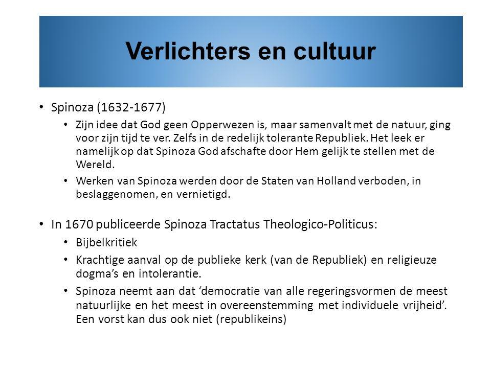 Verlichters en cultuur
