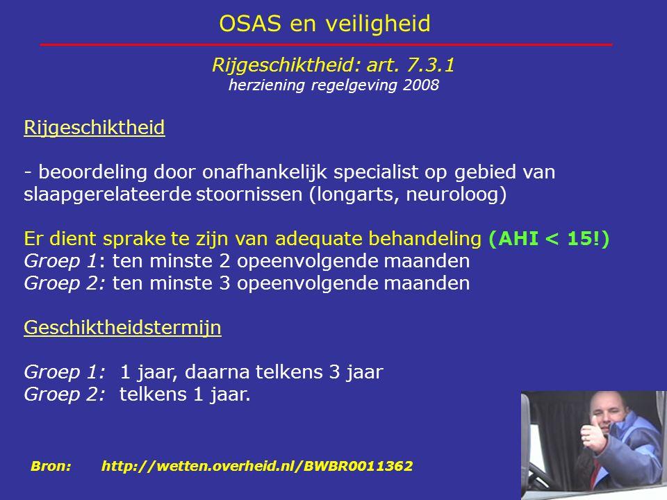 herziening regelgeving 2008