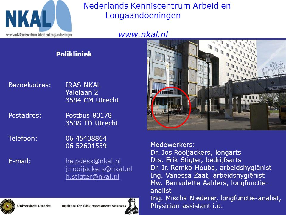 Nederlands Kenniscentrum Arbeid en