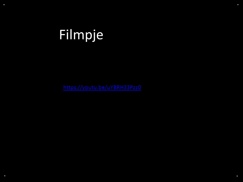 . . Filmpje https://youtu.be/uYBRH33Pzz0 . .
