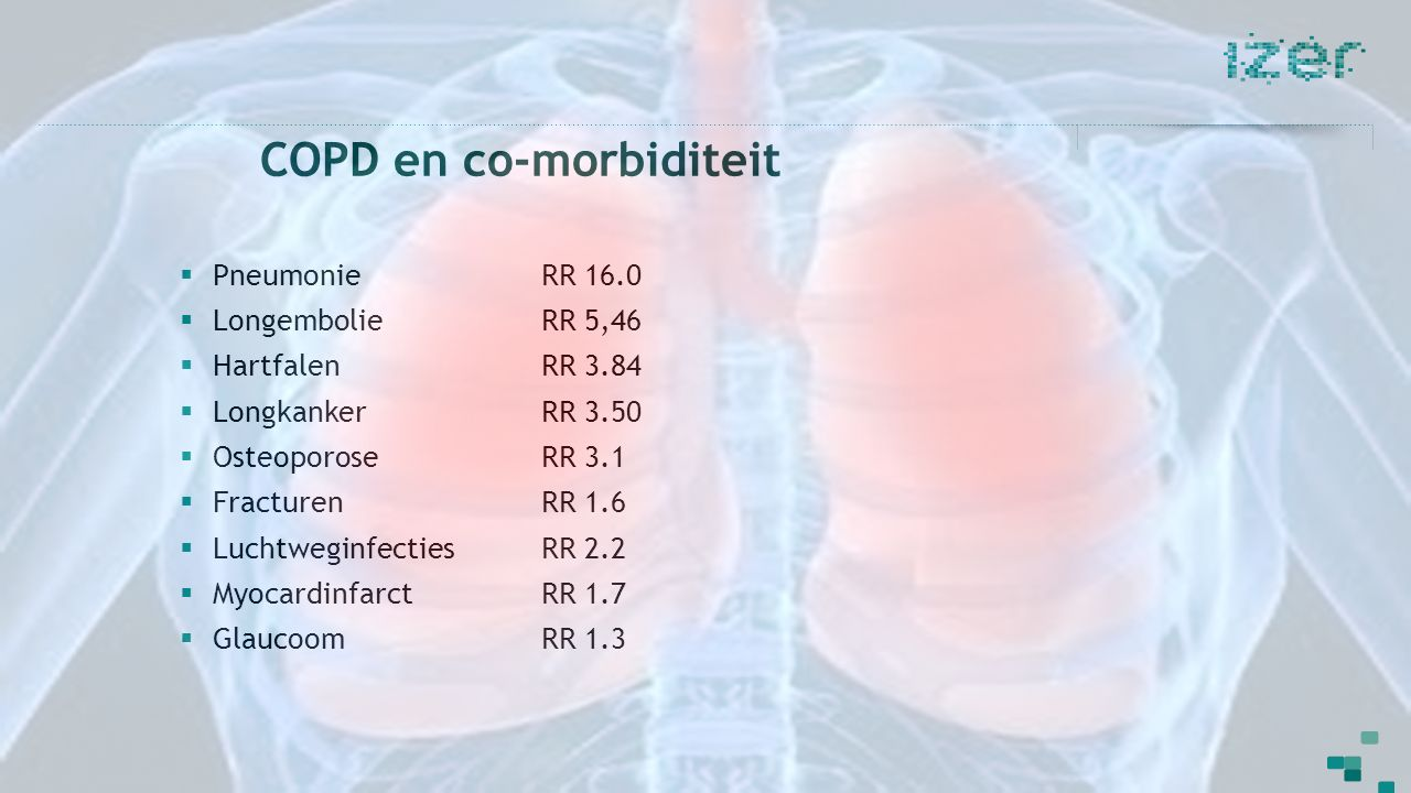 COPD en co-morbiditeit