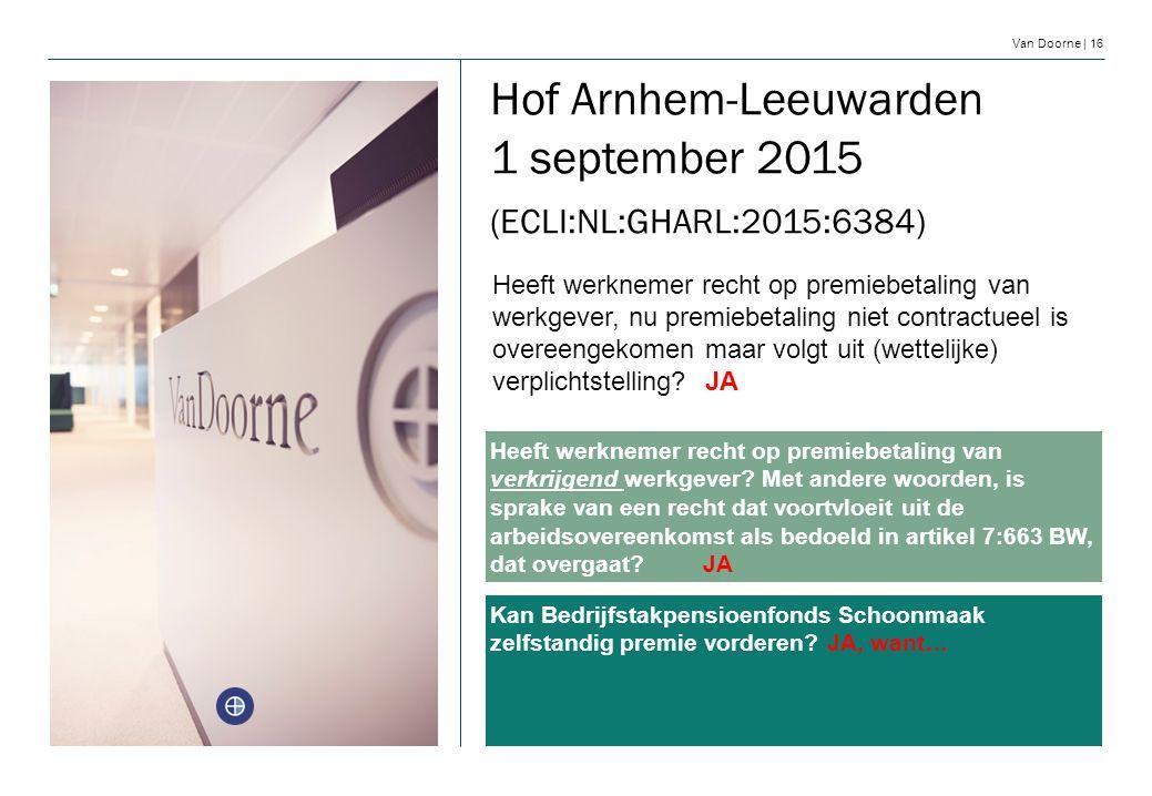 Hof Arnhem-Leeuwarden 1 september 2015 (ECLI:NL:GHARL:2015:6384)