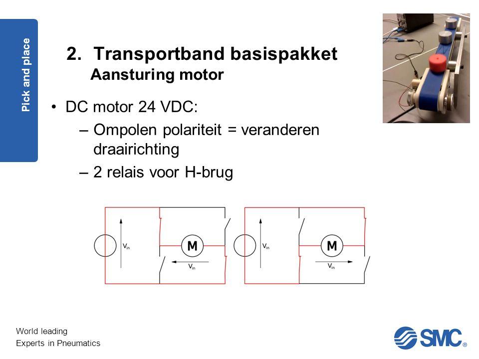 Transportband basispakket
