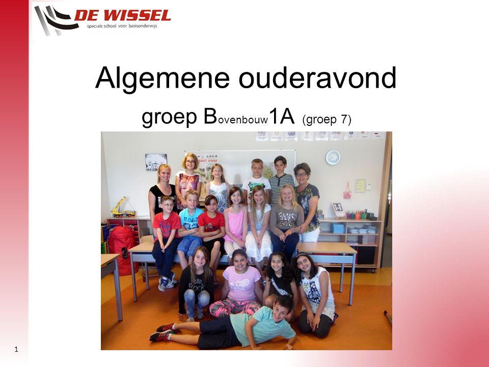 groep Bovenbouw1A (groep 7)