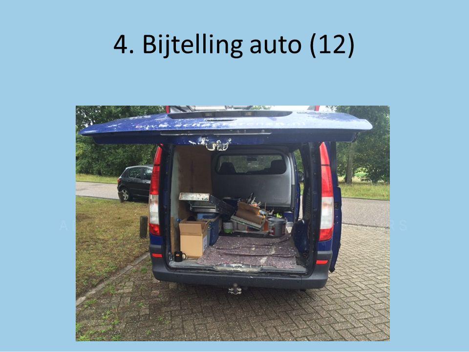 4. Bijtelling auto (12)