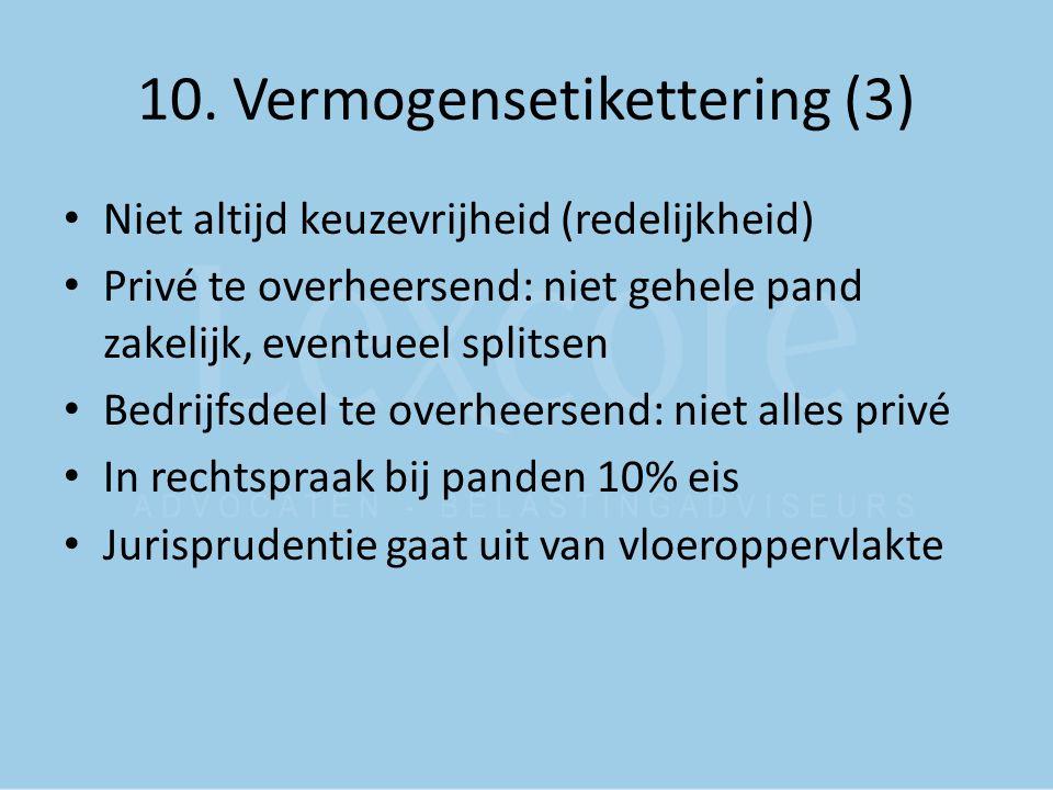 10. Vermogensetikettering (3)