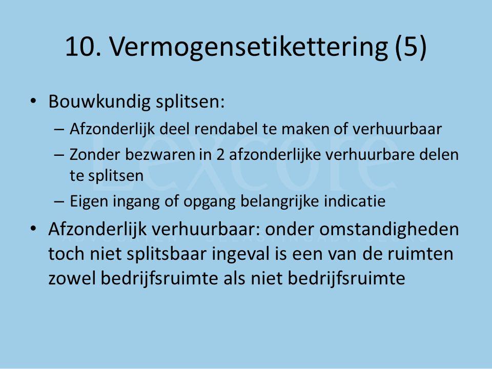 10. Vermogensetikettering (5)