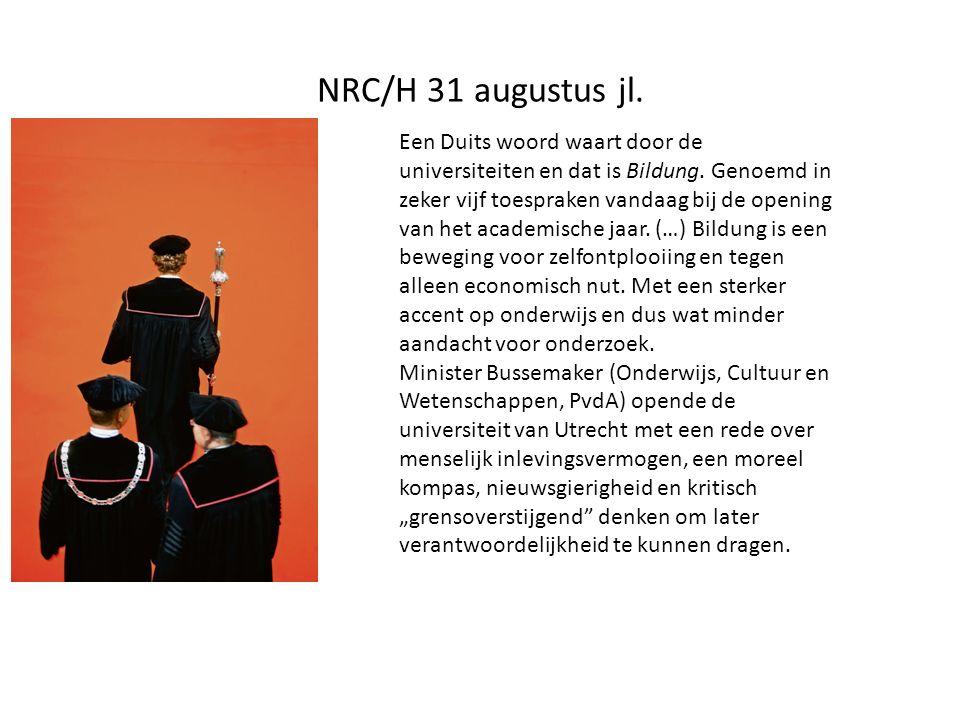 NRC/H 31 augustus jl.