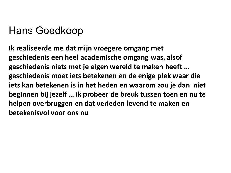 Hans Goedkoop