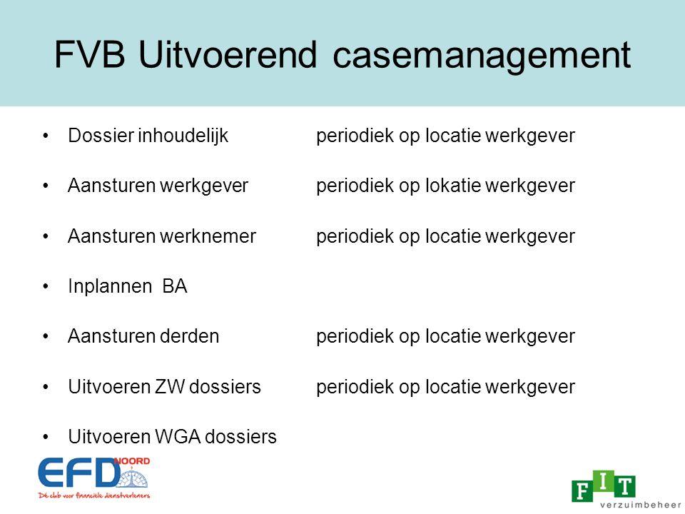 FVB Uitvoerend casemanagement