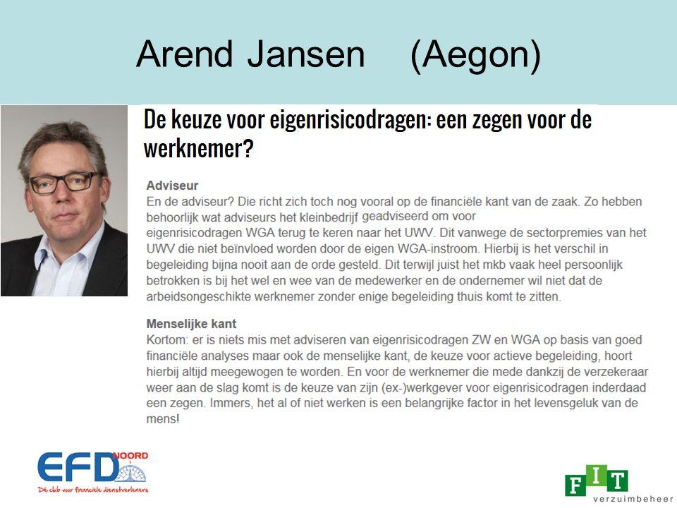Arend Jansen (Aegon)