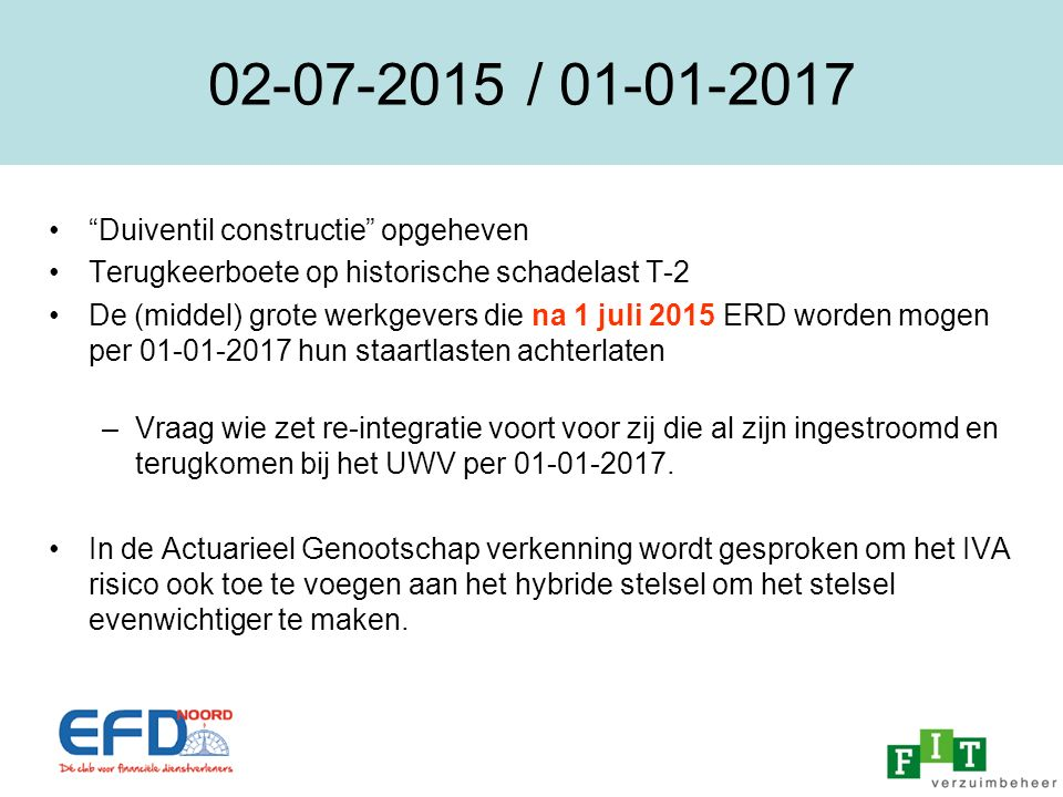 02-07-2015 / 01-01-2017 Duiventil constructie opgeheven