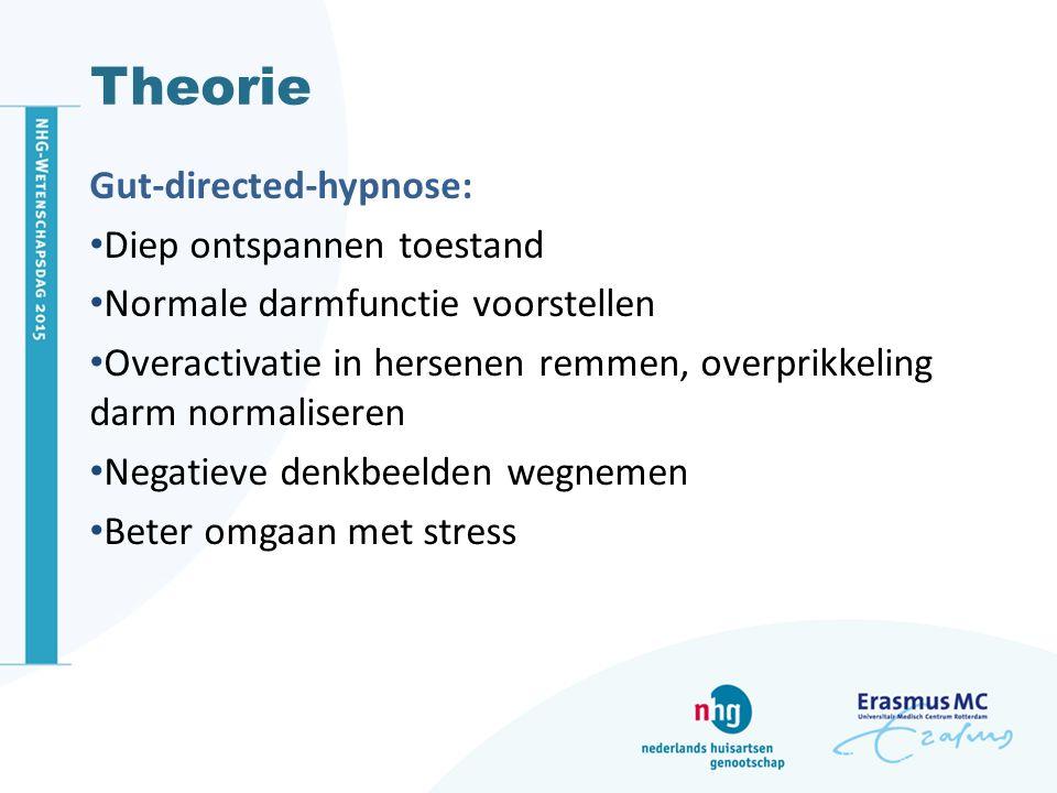 Theorie Gut-directed-hypnose: Diep ontspannen toestand