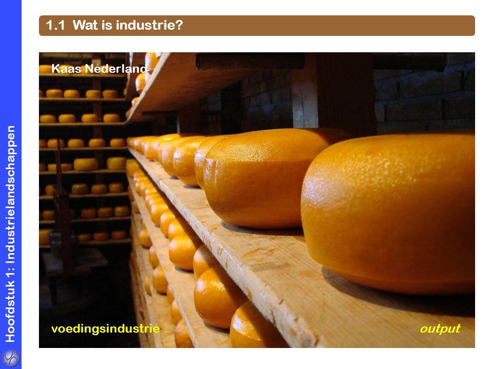 1.1 Wat is industrie Kaas Nederland