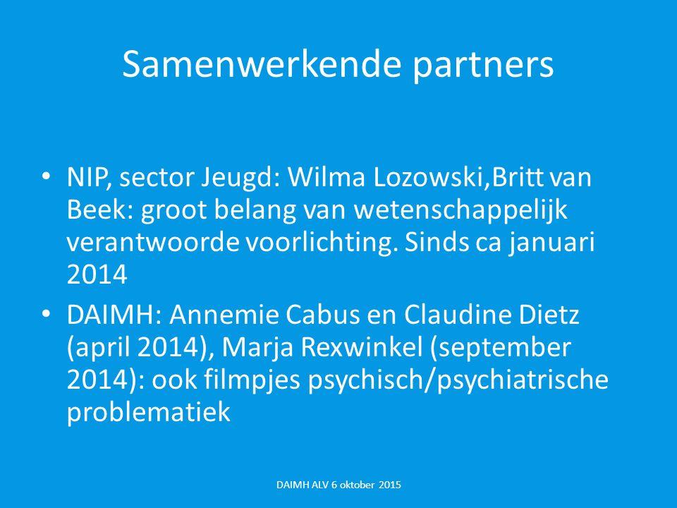 Samenwerkende partners
