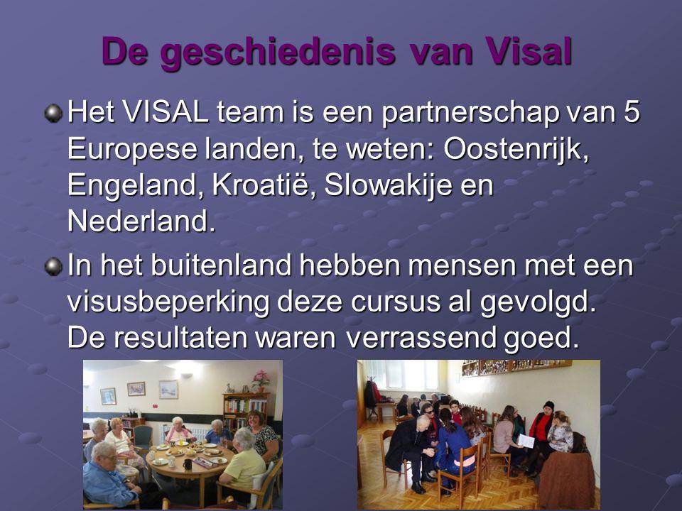 De geschiedenis van Visal