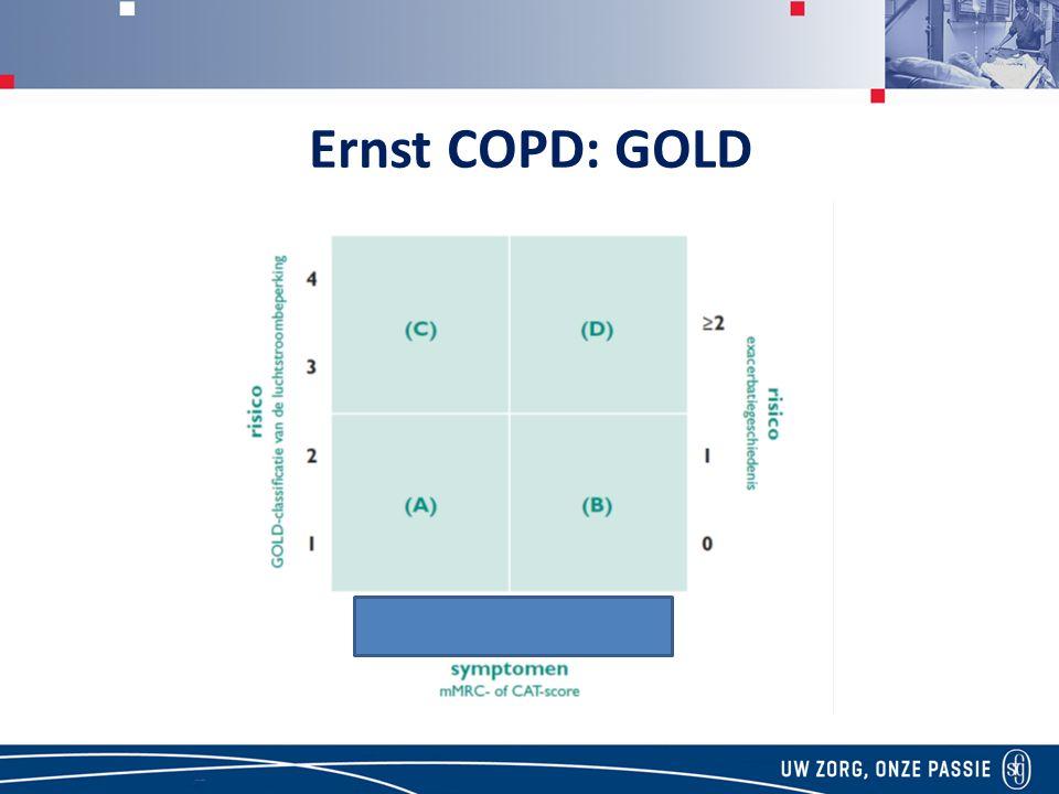 Ernst COPD: GOLD