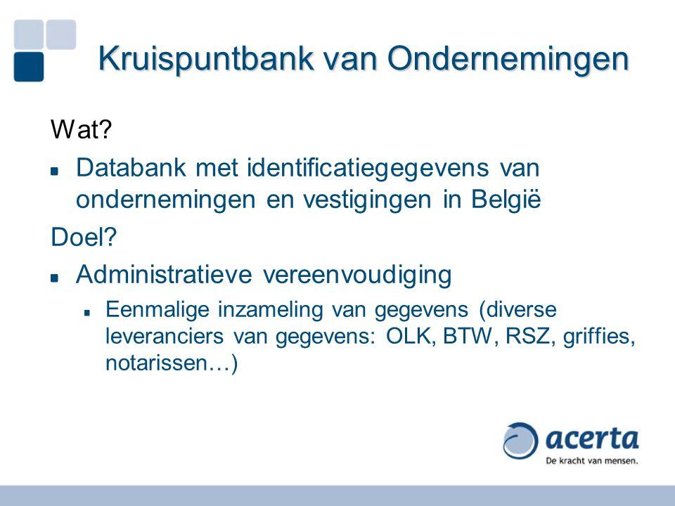 Kruispuntbank van Ondernemingen