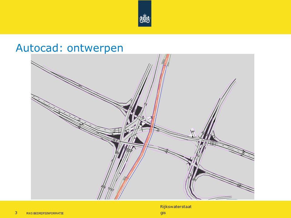 Autocad: ontwerpen