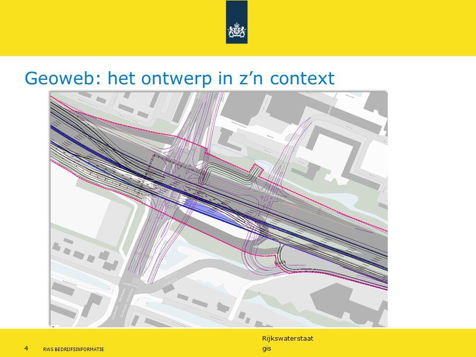 Geoweb: het ontwerp in z'n context