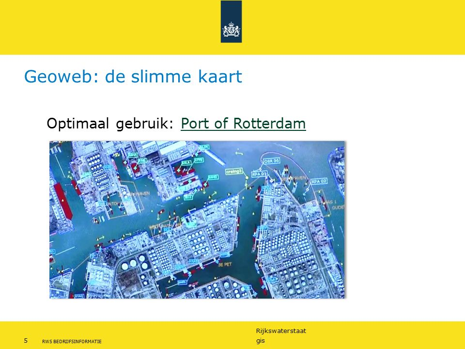 Geoweb: de slimme kaart