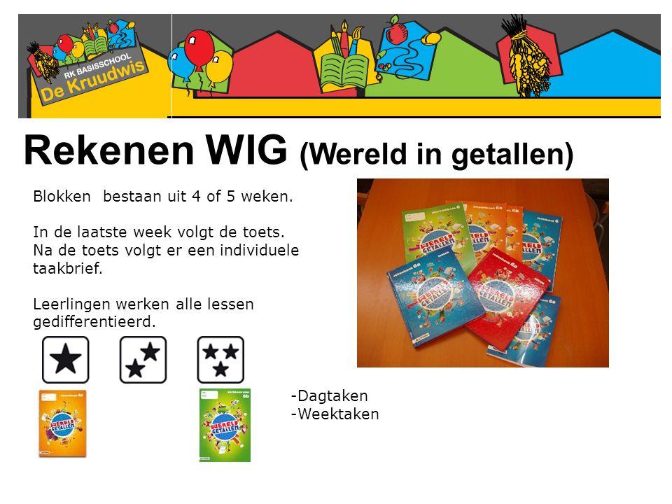 Rekenen WIG (Wereld in getallen)
