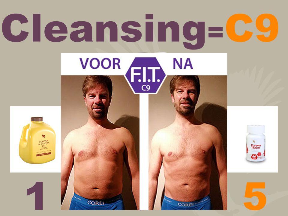 Cleansing=C9 1 2 3 4 5
