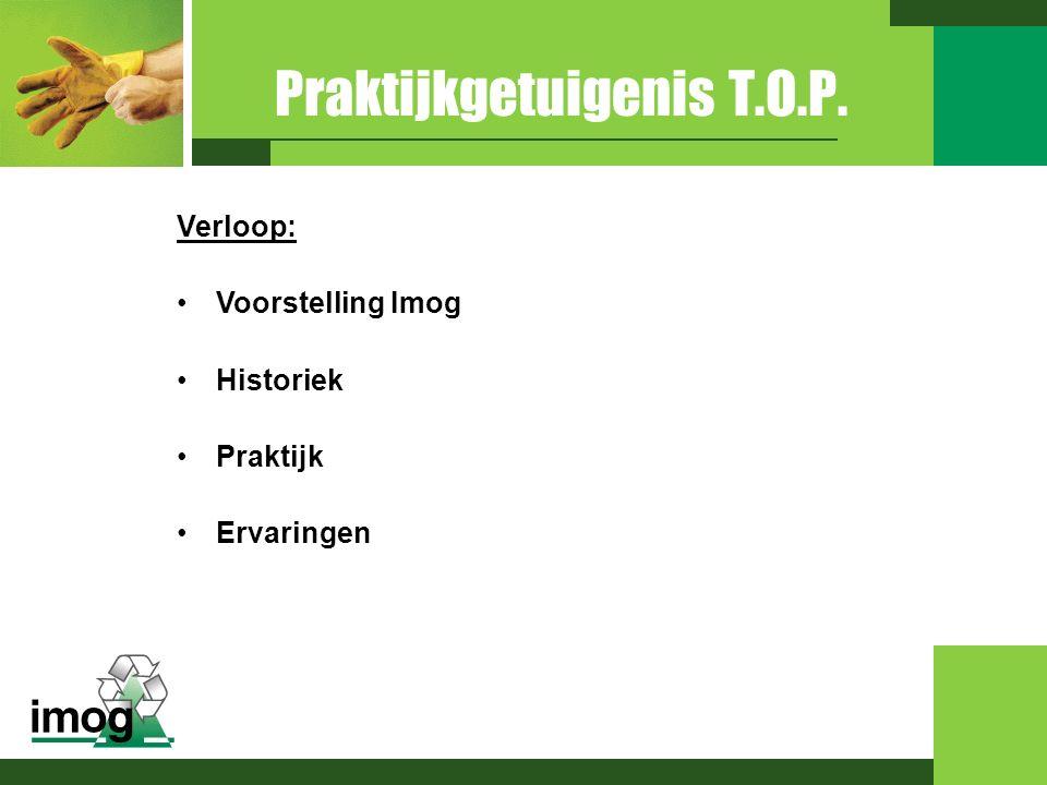 Praktijkgetuigenis T.O.P.