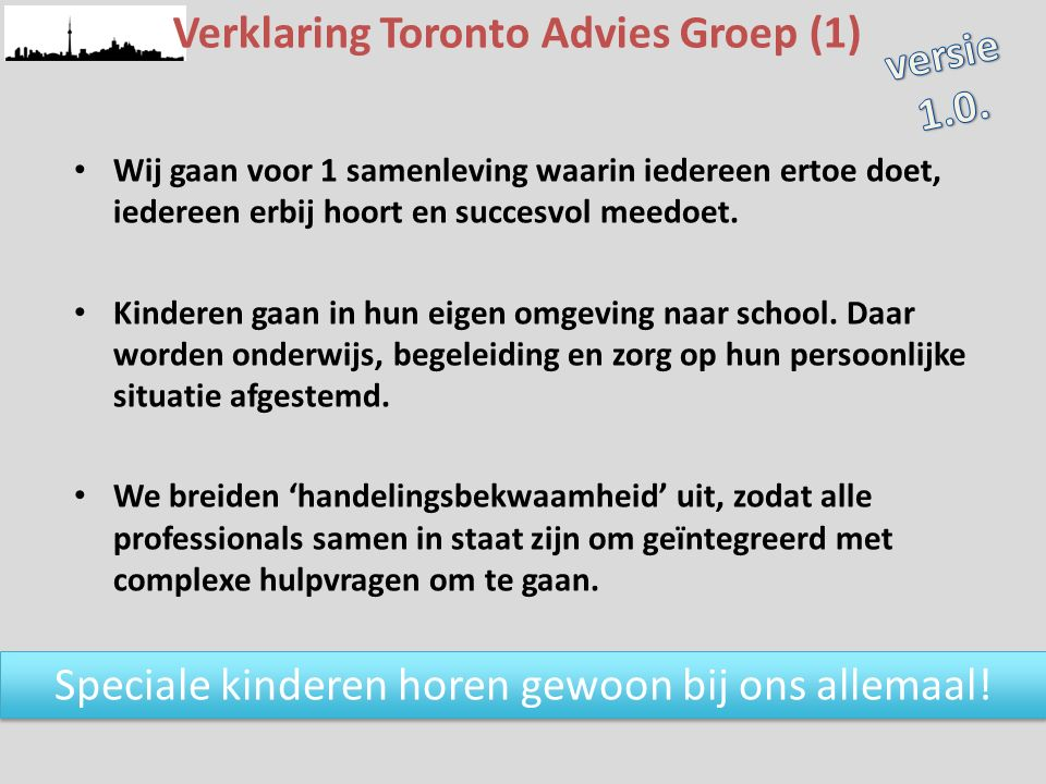 Verklaring Toronto Advies Groep (1)