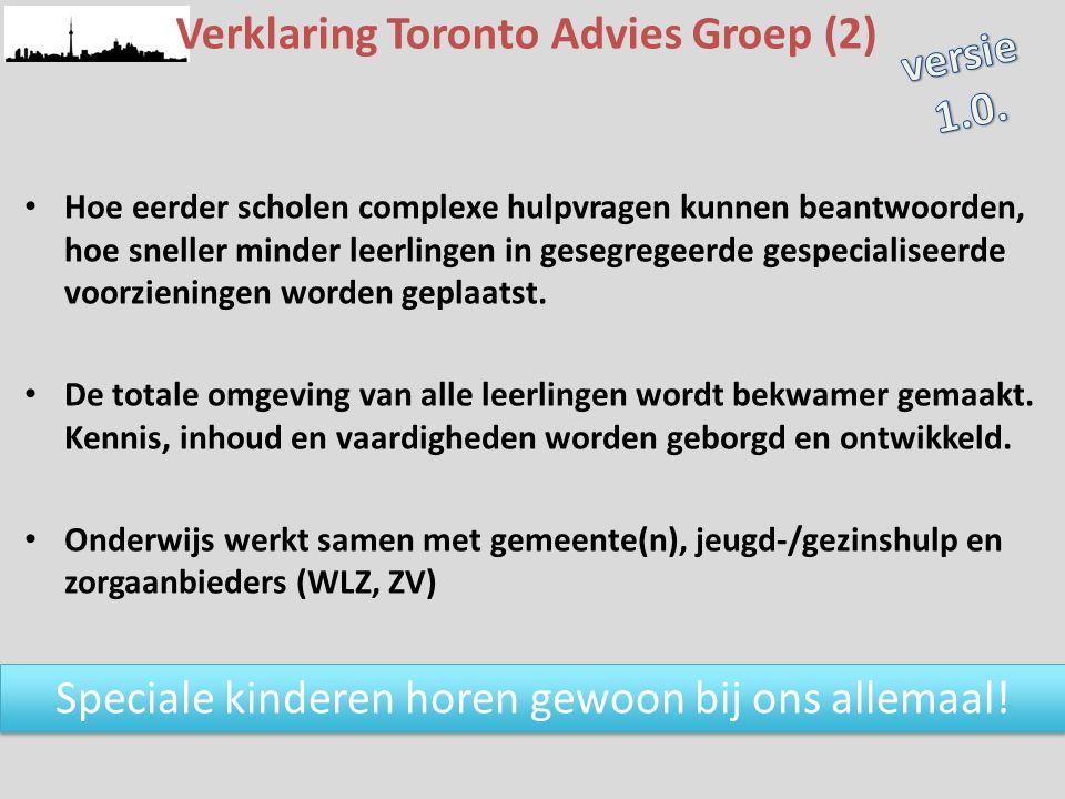 Verklaring Toronto Advies Groep (2)