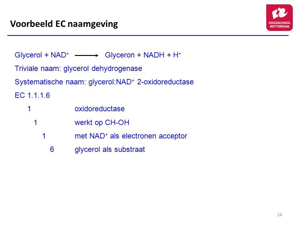 Voorbeeld EC naamgeving