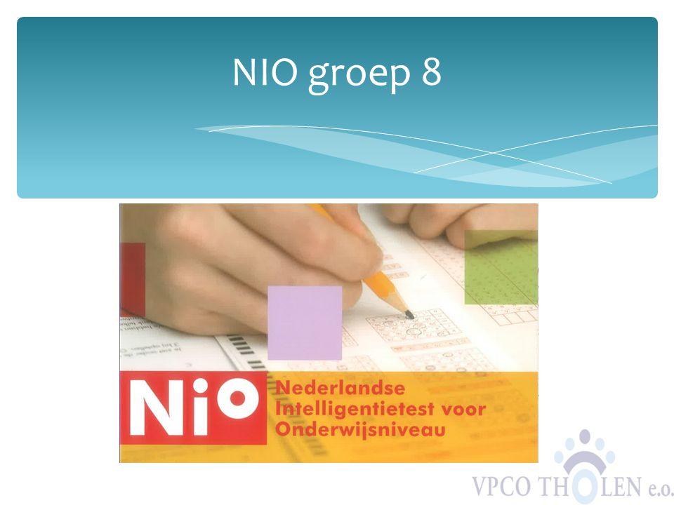 NIO groep 8