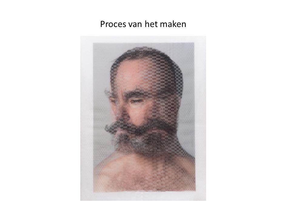 Proces van het maken