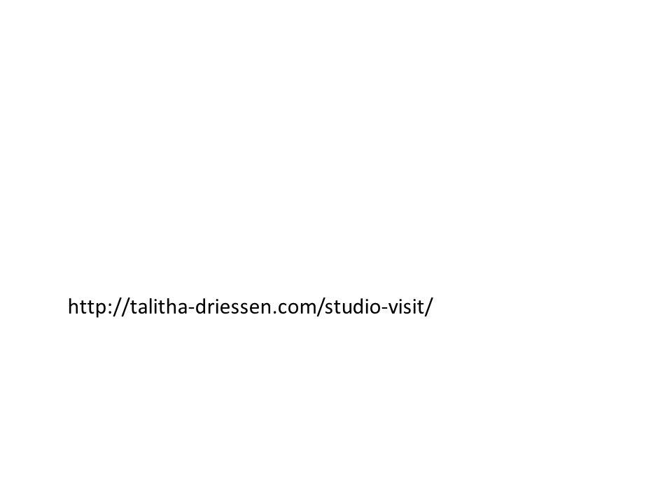 http://talitha-driessen.com/studio-visit/