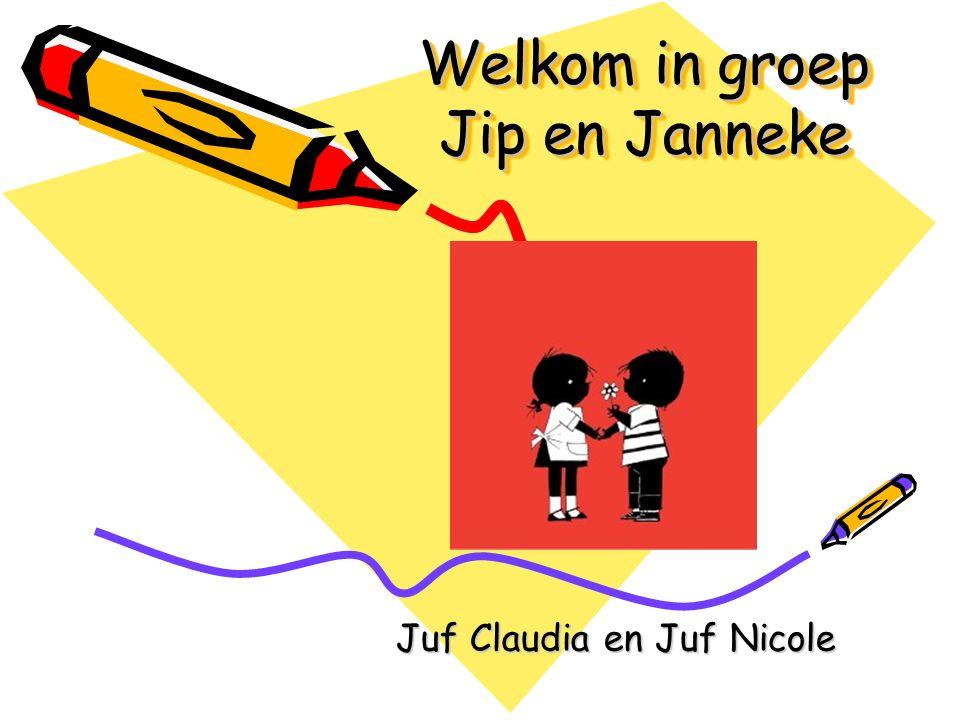 Welkom in groep Jip en Janneke